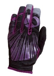 Pearl Izumi Women's Impact Glove, White/Orchid, Medium