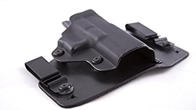 CZ 75 P-07 IWB Hybrid Holster with Adjustable Retention and Comfort Curve, SHTF Gear ACE-1 Gen 2