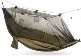 Yukon Outfitters MG10501N Parachute Hammock with Mosquito Net