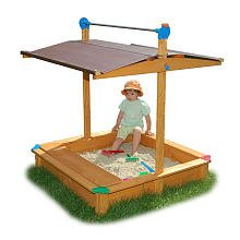 Exaco Trading Gaspo Sandbox, Maxi with Toy Box at Sears.com
