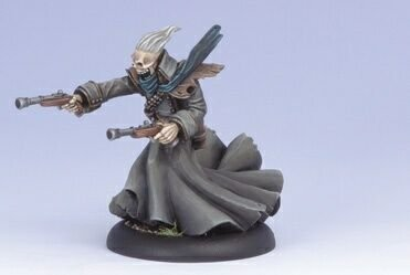 Privateer Press Cryx - Pistol Wraith Alternate Model Kit
