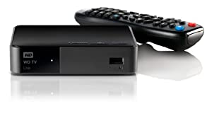 WD TV Live Streaming Media Player Wi-Fi 1080p
