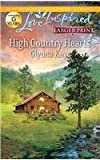 img - for High Country Hearts (A Love Inspired Romance) (Larger Print) book / textbook / text book