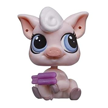 Littlest Pet Shop Single Petshop Cochon LOLLY PINKINGTON