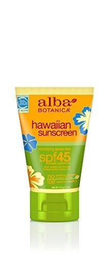 alba-botanica-hawaiian-green-tea-sunscreen-spf-45-4-ounce-pack-of-2-by-alba