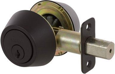 Callan Ka2100 Double Cylinder Deadbolt Grade 3, Oil Rubbed Bronze