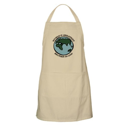 CafePress Greatest Brother-in-law BBQ Apron Apron sports law in russia monograph