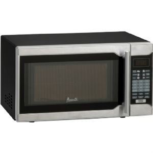 Mo7103Sst - 0.7 Cf Touch Microwave - Black Cabinet With Stainless Steel Front