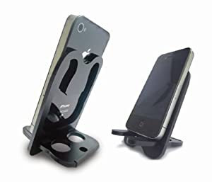 Rabbit Mini Portable Stand for iPhone 5, 4S, 4, 3Gs, iPod, Samsung Galaxy S3, S2, S Phone, HTC and other Smartphones