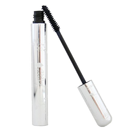100% Pure: Fruit Pigmented Mascara Black Tea, .24 oz, Lengthens and Separates Eyelashes, Water, Smudge and Flake Resistant, Colores with Black Tea, Berry and Cocoa Pigments