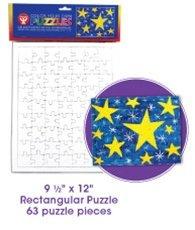 Rectangular Puzzle 9X12 - 1
