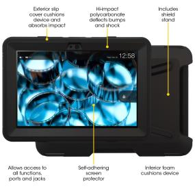 OtterBox Defender Series Case for Amazon Kindle Fire HDX 7""
