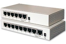 Switch Rackable 10/100 Mb 8 ports  89290