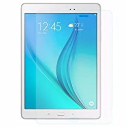 Galaxy Tab A 9.7 T550 0.33mm 9H 2.5D Arc Edge Tempered Glass Scree Protector for Samsung -