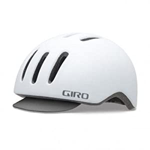 Giro Reverb Urban Cycling Helmet (Matte White Grid, Small)