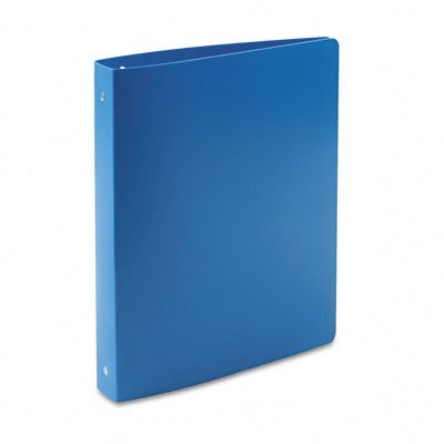 Accohide poly ring binder, 35-pt. cover, 1 capacity, blue - Buy Accohide poly ring binder, 35-pt. cover, 1 capacity, blue - Purchase Accohide poly ring binder, 35-pt. cover, 1 capacity, blue (ACCO Brands Inc., Office Products, Categories, Office & School Supplies, Binders & Binding Systems, Binders, Ring Binders, Round Ring Binders)