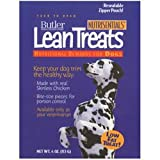 Butler NutriSentials Lean Treats for Dogs