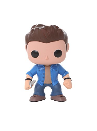 Funko POP Television: Supernatural Dean Action Figure (Sam And Dean Doll compare prices)