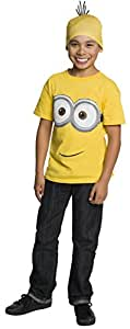 Rubie's Costume Minion Child Shirt and Head Piece