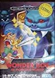 echange, troc Wonder Boy In Monster World [Megadrive FR]