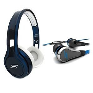 Street By 50 Wired On-Ear Headphones Bundle