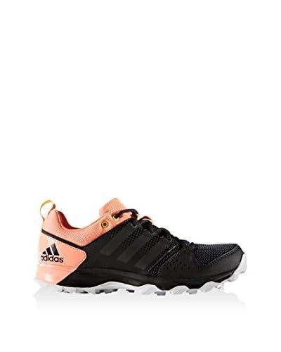 adidas Sneaker Galaxy Trail W schwarz/koralle