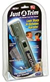 3145xMqmx0L. SL160  As Seen on Tv Just a Trim Cordless Hair Trimmer Look Sharp in Between Hair Cuts