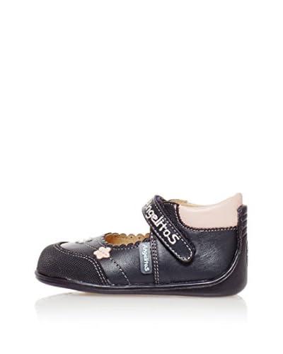 Angelitos Zapatos Calados Blanco