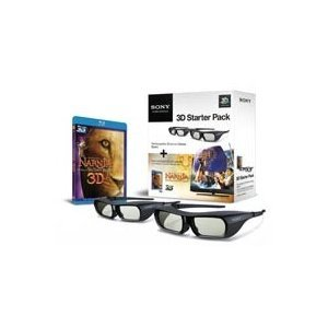 Sony 3D Bundle/Narnia Glasses