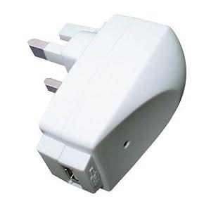 iPod USB 3 Pin Mains Charger - iPod Shuffle