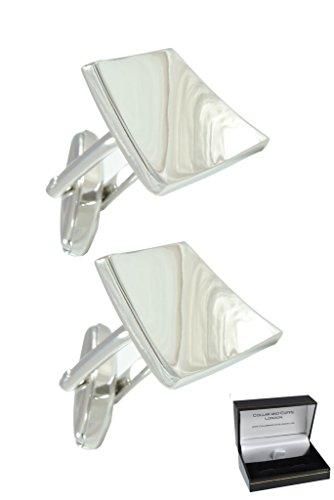 collar-and-cuffs-london-gemelos-de-gran-calidad-teja-curva-laton-de-alta-calidad-color-plata-caja-de