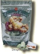 Ginger Chews, Original, 3 oz.