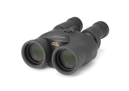 Canon 12 x 36 IS II Image Stabilising Binoculars with Neck Strap  &  Soft Case