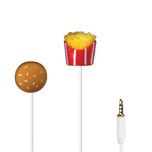 Vibe Sound Vs-802-Bur Molded Burger Earbuds