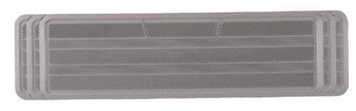 Kraco K2520GRY Grey Rubber Universal Runner - 1 Piece