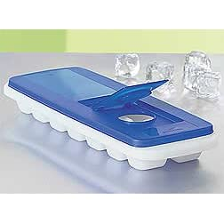 Tupperware Fresh & Pure Set of 2 Ice Cube Trays