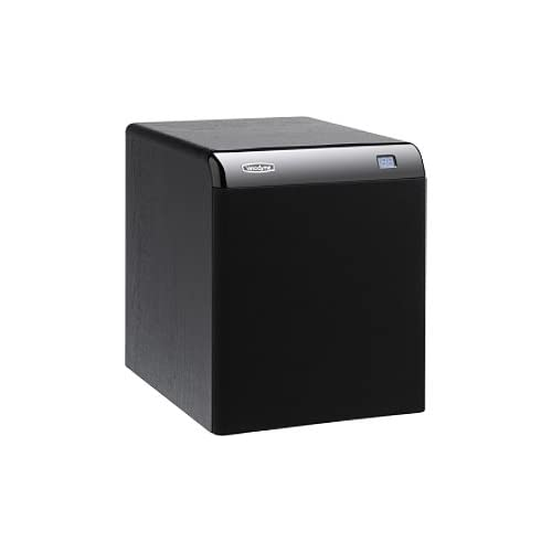 -12R 12-Inch Powered Subwoofer (Black) (Discontinued by Manufacturer