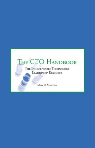 Free downloadable audiobooks The CTO Handbook - Chief Technology Officer & Chief Information Officer Manual  by Mark D. Minevich 9781587623677 (English literature)