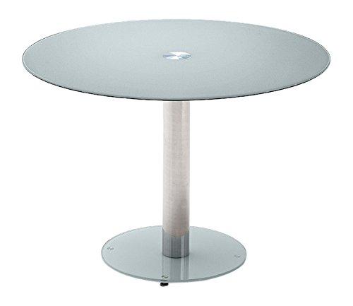 Tisch glastisch k chentisch beistelltisch esstisch for Beistelltisch petrol