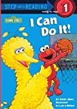 I Can Do It! (Step Into Reading: Step 1)