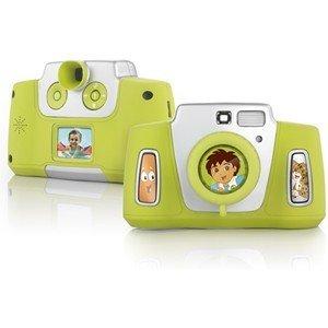 Diego NDC6003-GDG: Npower Flash? Jr. Red Digital Camera