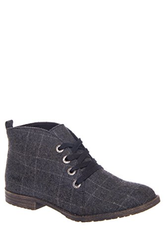 Thorpe Lace-Up Oxford Bootie