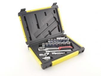 Socket Set Set 3/8 Inch 21-Piece