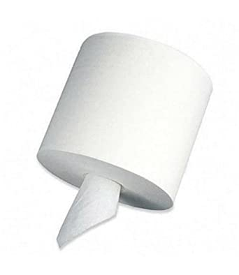 "GEN 203 Paper Towel Roll, 2-Ply Center-Pull, 8"" x 10"", White (6 Rolls of 600)"