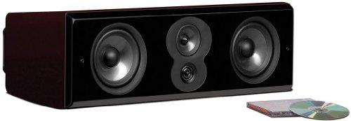 Polk Audio Lsim 706C Center Channel Speaker (Midnight Mahogany, Each)