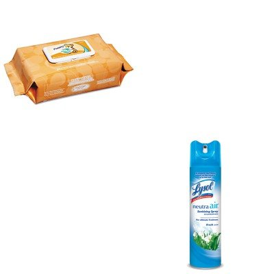 Nice And Clean Baby Wipes front-363848