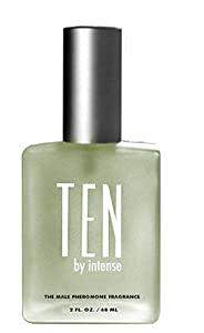 Ten By Intense For Men Male Pheromone Cologne 2 Oz