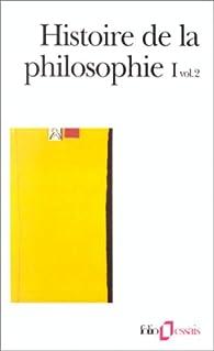 Histoire de la philosophie par Brice Parain