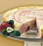 Strawberry Swirl - Gourmet Cheesecake