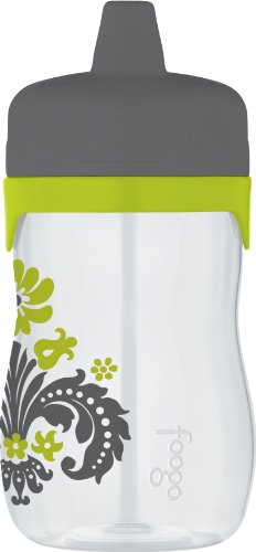Thermos Foogo Phases Sippy Cup, Tripoli Design, 11 Ounce front-811758